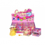 Panenka Cupcake 14 cm vonící