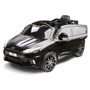 FORD FOCUS RS POJAZD NA AKUMULATOR TOYZ - BLACK
