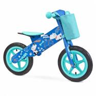 Dětské odrážedlo kolo Toyz  Zap blue