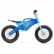 Dětské odrážedlo kolo Toyz Enduro blue