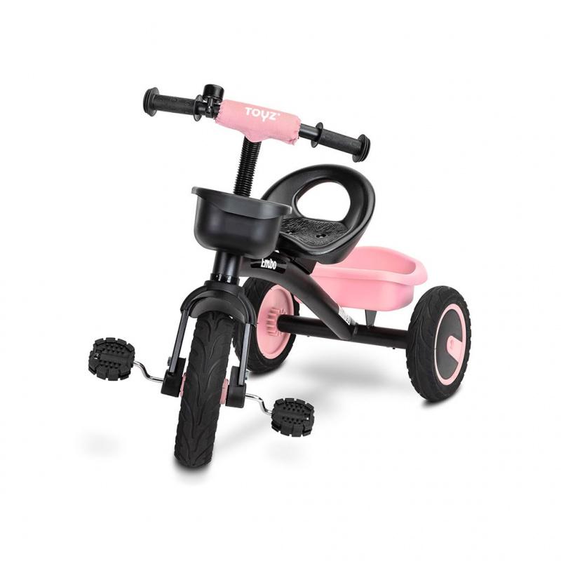 Detská trojkolka Toyz Embo pink