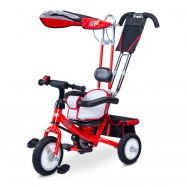 Dětská tříkolka Toyz Derby red