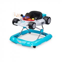 Detské chodítko Toyz Speeder silver