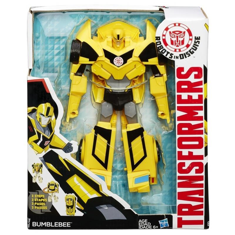 Transformers RID transformace ve 3 krocích