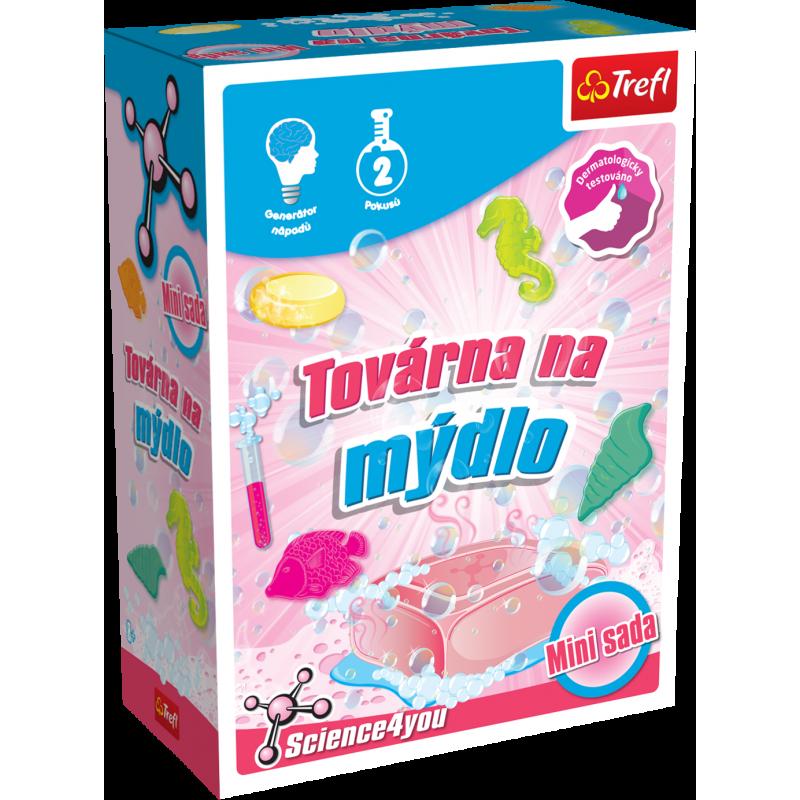 Výroba mýdla mini