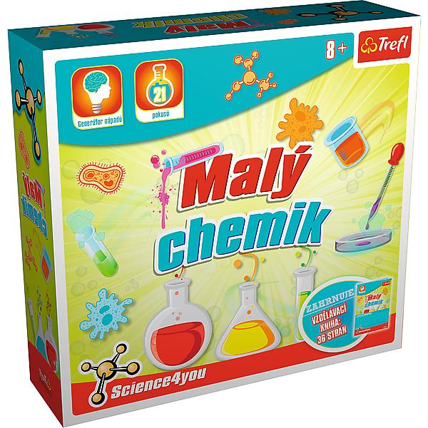 Malý chemik midi