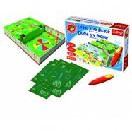 Hra Malý objevitel + magická tužka - Doma a ve školce
