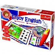 Hra Malý objevitel + magická tužka - Enjoy English