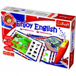 Hra Malý objaviteľ + magická ceruzka - Enjoy English
