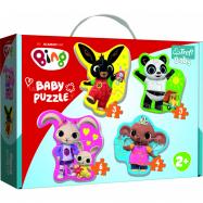 Baby puzzle - Bing a přátelé / Bing