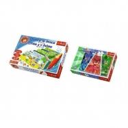 PACK Doma a ve školce s magickým perem  + Puzzle 30 dílků grátis (mix obrázků)
