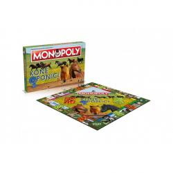 Monopoly Koně a poníci společenská hra v krabici 40x27x5,5cm