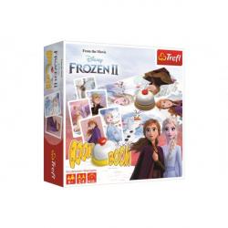 Boom Boom Ľadové kráľovstvo II / Frozen II spoločenská hra v krabici 26x26x8cm
