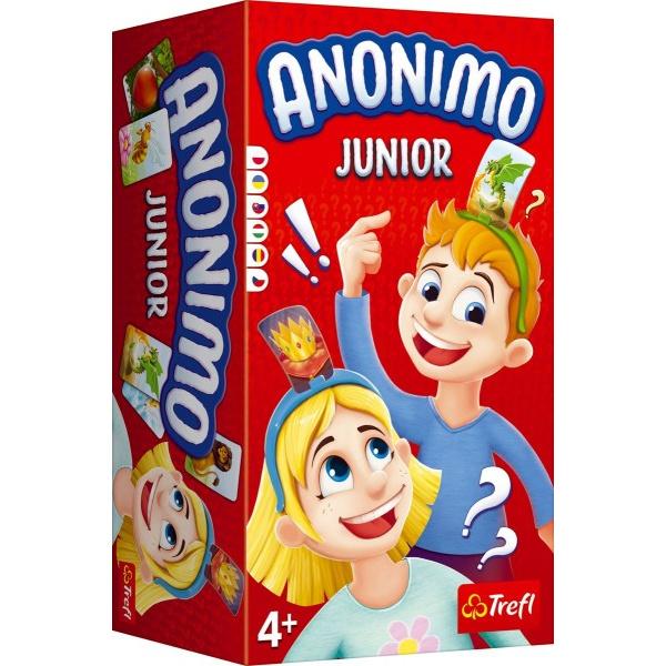 Anonimo junior spoločenská hra v krabici 14x26x10cm