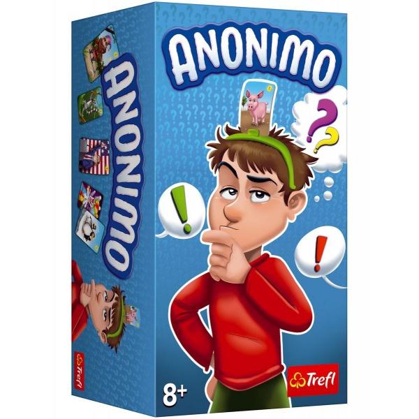 Anonimo společenská hra v krabici 14x26x10cm