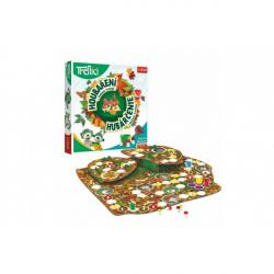 Hubárčenie s Rodinou Trefliků spoločenská hra v krabici 26x26x4 cm