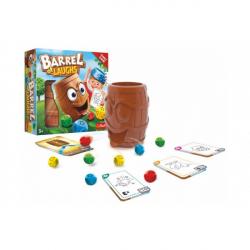 Barel smiechu / Barrel of Laughs spoločenská hra v krabici