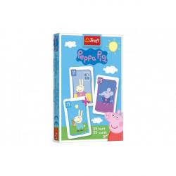 Čierny Peter Prasiatko Peppa / Peppa Pig spoločenská hra - karty v krabičke 6x9x1cm 20ks v boxe