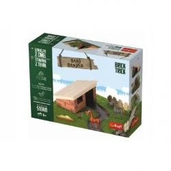 Stavajte z tehál Stajňa stavebnice Brick Trick