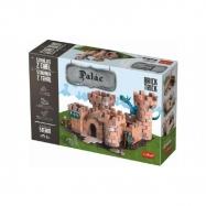 Stavajte z tehál Palác stavebnice Brick Tric