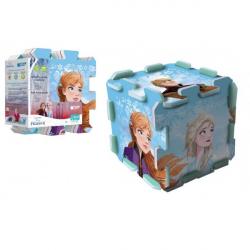 Penové puzzle Ľadové kráľovstvo II / Frozen II 118x60cm 8ks v sáčku