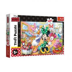 Minnie Disney w salonie piękności 41 x 27,5 cm 100 sztuk