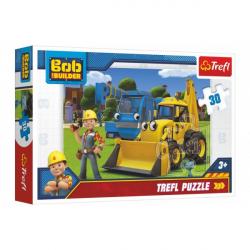 Puzzle Bořek Stavitel 27x20cm 30 dílků