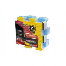Penové puzzle Cars 3 / Autá 32x32x1,5cm 8ks v sáčku