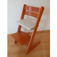 Detská rastúca stolička JITRO KLASIK čerešňa