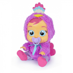 Bábika Cry Babies interaktívna Lizzy