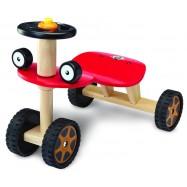 Dřevěná tříkolka Brouk