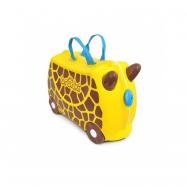 Kufrík + odrážadlo žirafka Gerry