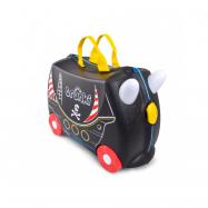 Kufrík + odrážadlo pirát Pedro