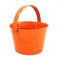 Twigz - Kovový kyblík oranžový