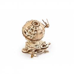 Ugears 3D dřevěné mechanické puzzle Globus