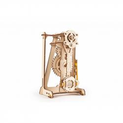 Ugears 3D dřevěné mechanické puzzle Stem Lab Kyvadlo - Metronom