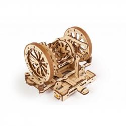 Ugears 3D dřevěné mechanické puzzle Stem Diferenciál