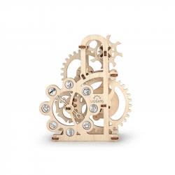 Ugears dřevěná stavebnice 3D mechanické Puzzle - Dynamometr