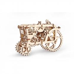 UGears-ciągnik 3D puzzle drewniane/praca i ruchome modele-UTG0003
