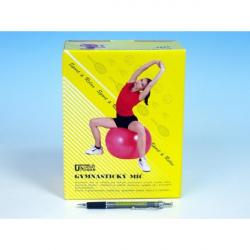 Gymnastická lopta relaxačné 75cm v krabici
