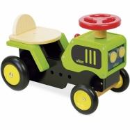 Vilac Dřevěné odrážedlo traktor