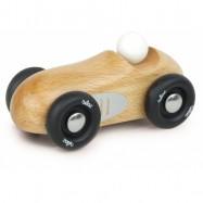 Drewniane dizajnowe auto sportowe