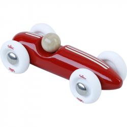 Voiture Grand Prix vintage PM rouge