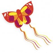 Vilac Lietajúci drak Motýľ