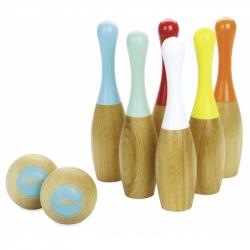 Vilac hra veľké drevené kolky