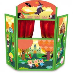 Hračky Vilac - Detské drevené divadlo