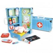 Zdravotnický set v kufříku