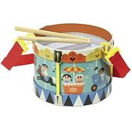 Vilac dětské hudební nástroje - Kovový bubínek Ingela