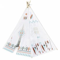 Vilac - detské indiánske Cheyenne teepee - típí