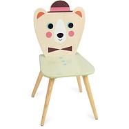 Vilac - Drevená stolička pán medvedík